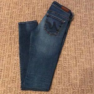 AG Jeans.  The Legging.  Super Skinny.